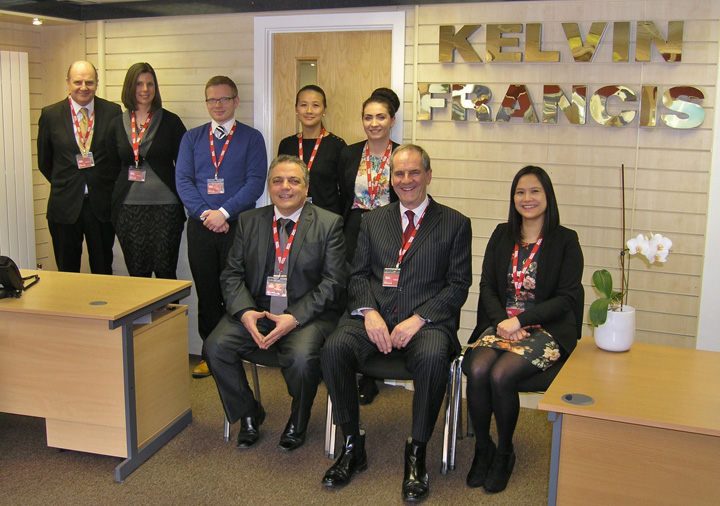 Kelvin Francis Lettings Team